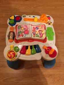 Leap Frog Learning Table