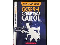 GCSE A Christmas Carol Study Guide