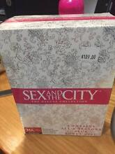 Sex and the City Deluxe Collection Carlisle Victoria Park Area Preview