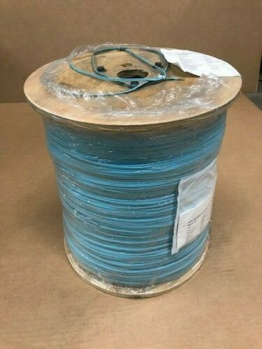 Panduit MM Indoor Aqua 2ct OM4 BIMMF OFNS 8316ft NEW
