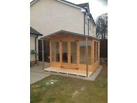 Driver/Labourer for shed manufacturer