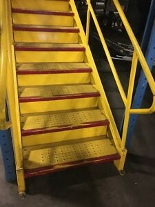 Next to new stairs for sale