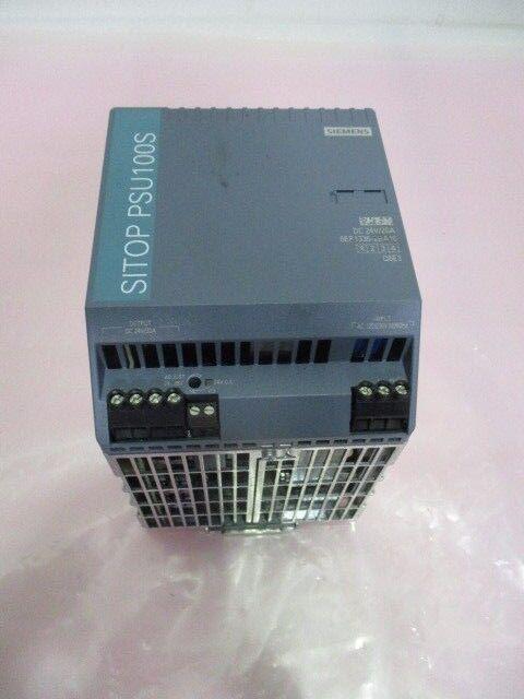 Siemens SITOP Psu100s Power Supply 6EP1336-2BA10, PLC,  24V 20A, 423530