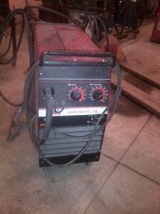 lincoln mig welder 250 amp machine