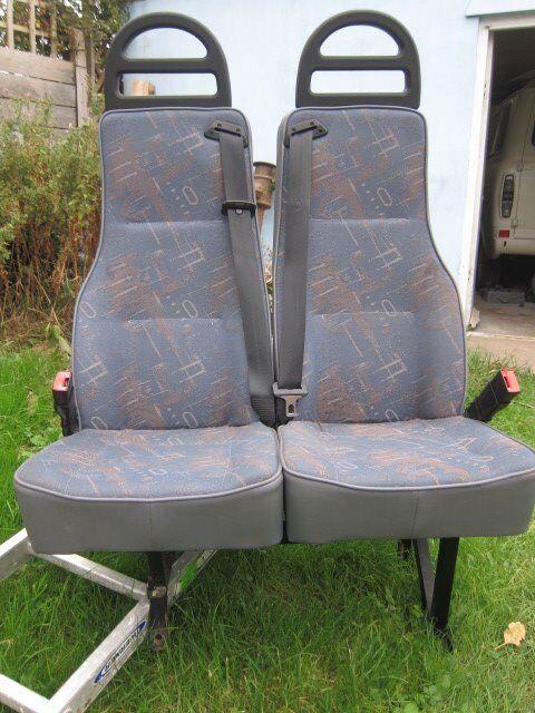 minibus seats, ldv convoy, ford transit, mercedes sprinter. good condition