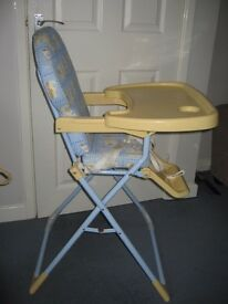 High Chair,Moses Basket,Car Seat