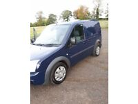 Ford transit connect 90 t200-63 plate- 83 k miles- 11 months mot- used private and unworked- eco