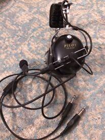 Pilot PA 1161 headset