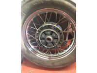 Kawasaki Eliminator el125 bn125 rear wheel