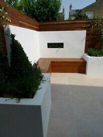 West London Garden Designer