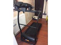Prestige Sports XM-PRO III Folding Treadmill - Excellent Condition