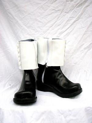 Anime Soul Eater Crona Cosplay Boots Shoes Custom Made