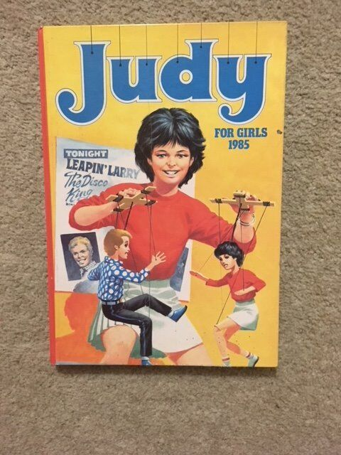 Judy annual
