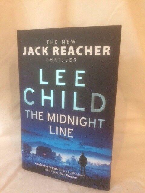 Jack Reacher The Midnight Line