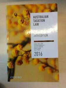 australian taxation law Written by an expert author team, australian taxation law 2017 comprehensively examines the fundamental tax legislation that underpins the australian tax system, such as the gst, fbt, income.