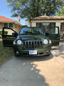 2008 Jeep Compass - Must Go