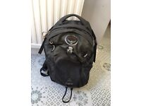Osprey Flare Rucksack - Well used but nut no longer needed.