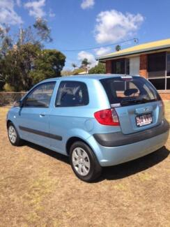 2009 Hyundai Getz Hatchback Darling Heights Toowoomba City Preview