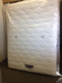 5 FT SILENTNIGHT MEMORY FOAM MATTRESS