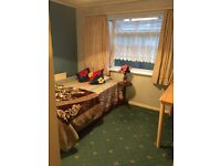Specious double bedroom available..
