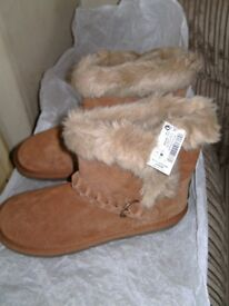 Lovely Pair Of Next Boots BNWT