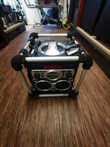 Magnifique radio de chantier de marque Bosch, model pb10c-cd, en super bon état pour seulement 149.99$!! (Z031969) Québec City Québec Preview