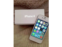 I PHONE 4 EXCELLENT CONDITION ON 02 LOCKED