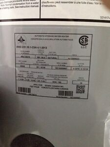 Brand new water heater West Island Greater Montréal image 3