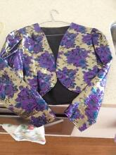 HANDMADE OVER JACKET FOR A FORMAL GOWN- NEW Rosevale Ipswich South Preview