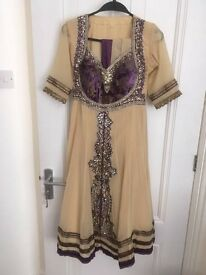 A gorgeous Asian attire for grabs