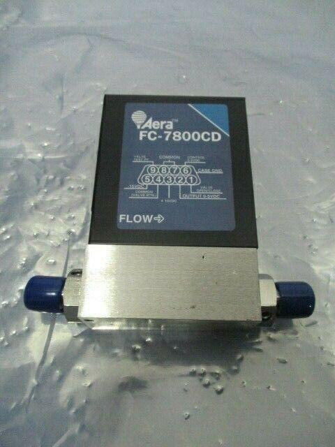 Aera FC-7800CD Mass Flow Controller, MFC, SiH4, 1 SLPM, 407646