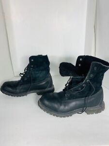 *TIMBERLAND  - bottes femme - taille 8 US Cuir*