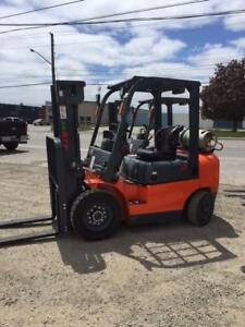 Forklift RENTAL - LEASE - BRAND NEW - 1 YEAR SPECIAL RATE!