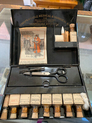Antique Medical Kit