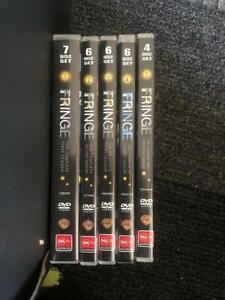 Fringe TV Show Entire Series on DVD