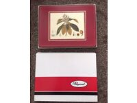 Pimpernel placemats x6 new