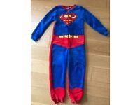 Superman Onesize - Size 8-9