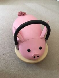 Wheely Bug Pig (small)
