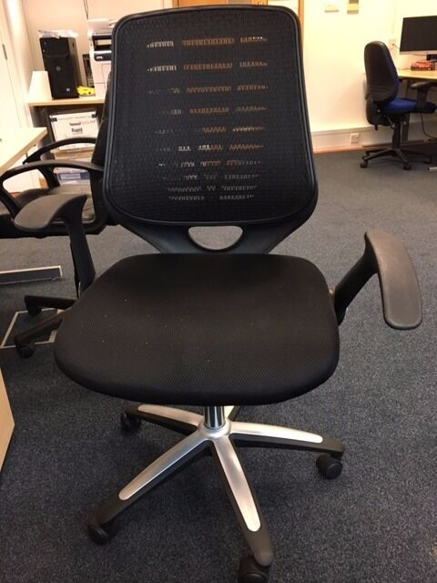Office Chair Arm Broken Free If Collected