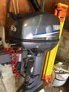 Yamaha 9.9 2 temps Super Condition