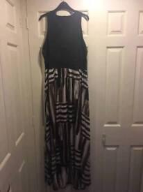 Boohoo evening dress (size 12)