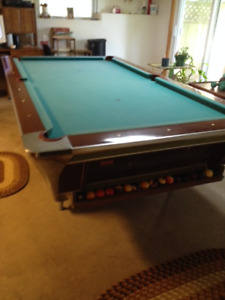 Pool Table for sale Mint