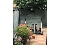 squat rack great condition