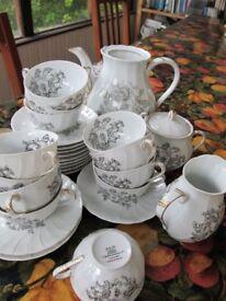 Limoges Porcelain tea set
