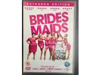 BRIDES MAIDS DVD
