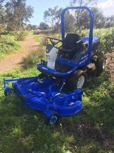 "ISEKI SF370 OUTFRONT MOWER WITH 72"" CUT DECK Aldinga Morphett Vale Area Preview"