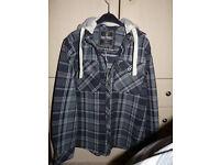 Unworn, Salt Rock Medium Hooded Jacket / Top