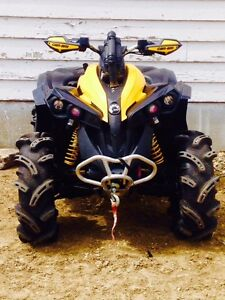 2012 CAN AM RENEGADE XXC