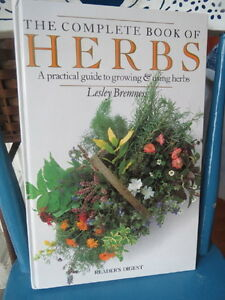 Book on Herbs