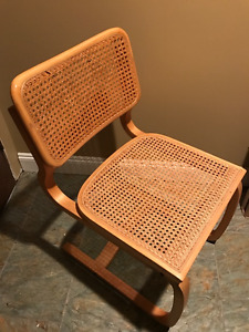 Cane Weave Chairs